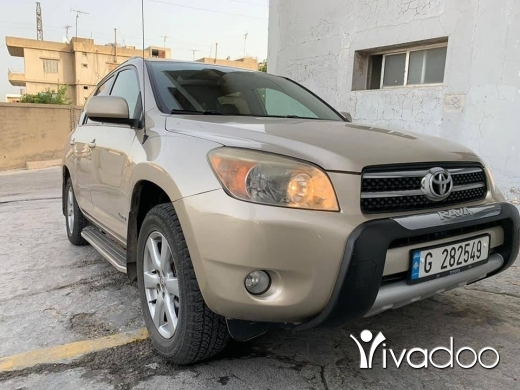 Toyota in Jounieh - Toyota Rav4 2007 full options for sale !