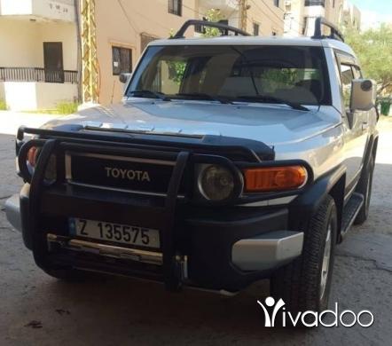 Toyota in Sour - Fj cruiser