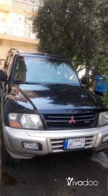 Mitsubishi in Tripoli - mitsubishi montero