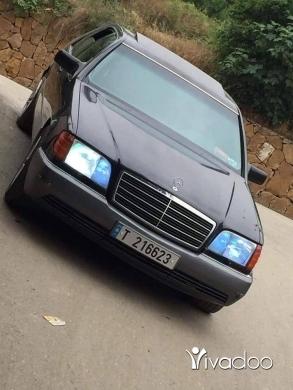 Mercedes-Benz in Beirut City - Mercedes shaba7 300