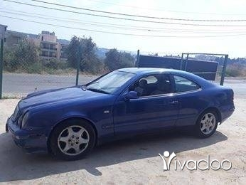 Mercedes-Benz in Zgharta - Mercedes clk 98 inkad 2019 .