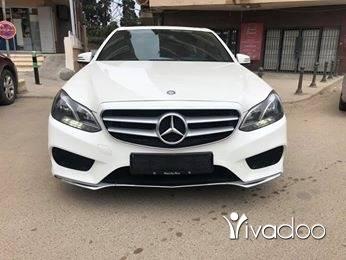 Mercedes-Benz in Tripoli - E 350