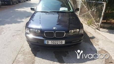 BMW in Saida - نيو بوي ٣٢٥ موديل ٢٠٠١ شركة لبنانية