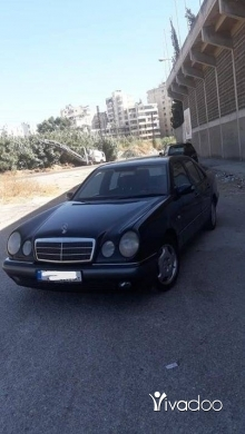 Mercedes-Benz dans Tripoli - ٢٣٠ موديل ١٩٩٧ مفتاح شفط مدفوع ميكانيك ٢٠١٨