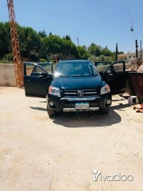 Jeep in Beirut City - Jeep toyota 2009