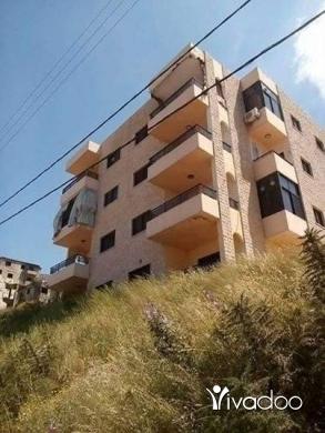 Apartments in Tripoli - شقة جديدة حلوة وشرحة للبيع (03113079)