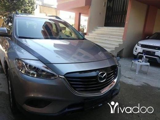 Mazda dans Tripoli - Mazda cx9 2014 touring 4wd
