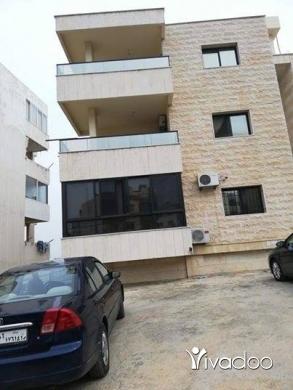 Apartments in Tripoli - شقه للبيع ضهر العين الكوره