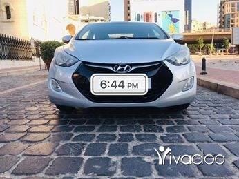 Hyundai in Beirut City - Hyundai Elentra GLS 2012