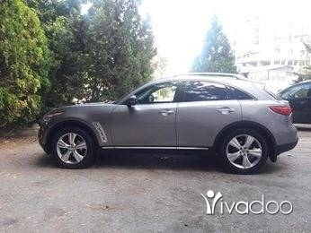 Infiniti in Tripoli - Infinity FX35 2009 technology full specs 5 cameras. clean carfax still without accidents