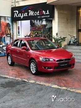Mitsubishi dans Tripoli - Mitsubishi Lancer EX 2016 GLS