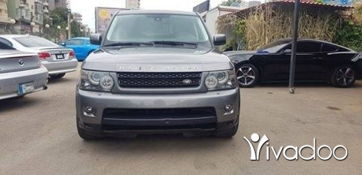 Rover in Beirut City - range rover 2010