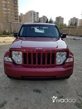 جيب في مدينة بيروت - For sale jeep leberty modell 2012 ajnabi full option