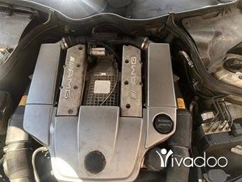 Mercedes-Benz in Chtaura - C32 AMG ميكانيك وحديد كل شي نظيف.امكانية الفحص بالكامل.