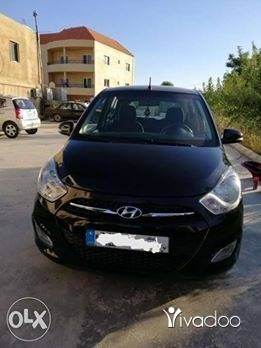 Hyundai in Zahleh - hyundai i10 2015 full automatic