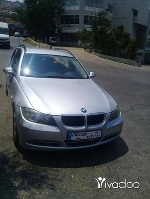 BMW in Beirut City - للبيع بي ام E90 مفولي 4 سلندر 320 مسجلي معايني 2019