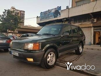 Rover in Tripoli - Ranj rover model 95 moter vites