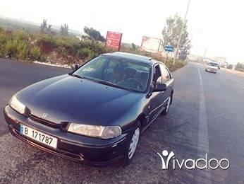 Honda in Saida - هوندا اكوورد موديل 93 مفولة