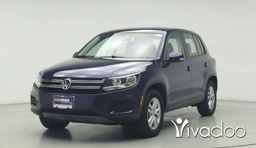 Volkswagen in Baouchriye - Volkswagen tiguan 2012 full options clean car fax car loan available
