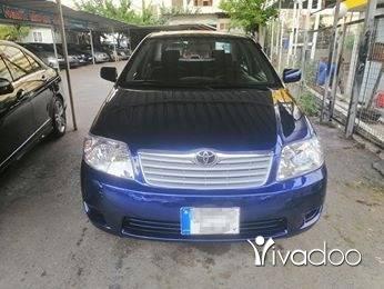 Toyota in Beirut City - 2005 Toyota Corolla XLI