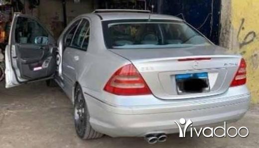 Mercedes-Benz in Beirut City - C32 AMG ميكانيك وحديد نظيفة.امكانية الفحص بالكامل.70455414