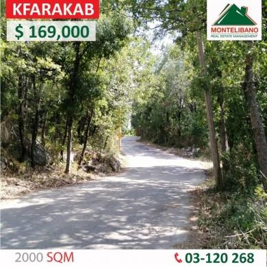Land in Kfar Akab - أرض للبيع في كفرعقاب المتن