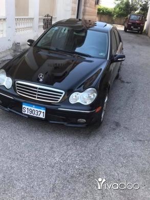 Mercedes-Benz in Port of Beirut - mercedes