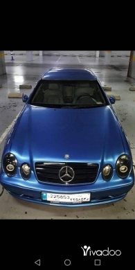 Mercedes-Benz in Ghaziyeh - Clk 230 kompressor 99 look 2001