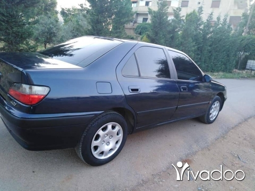 Peugeot in Zahleh - بيجو ٤٠٦ انقاض اتوماتيك مفولي اربع سيلندر