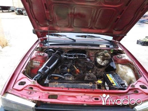 Peugeot in Zahleh - بيجو ٥٠٥ موديل ٨٤ انقاض اتوماتيك مفولي اربع سيلندر دوليب