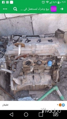 Replacement Parts in Baalback - موتير نيسان تيدا موديل ٢٠٠٦