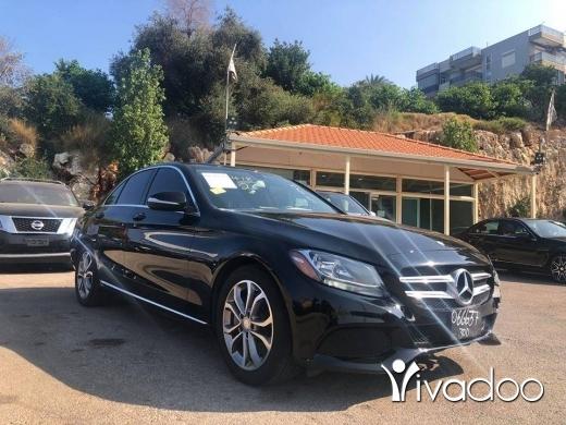 Mercedes-Benz in Port of Beirut - Mercedes C300 2015