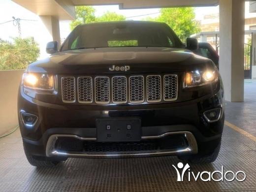 Jeep in Beirut City - Jeep cherokee laredo