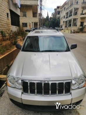 Jeep dans Bsaba - Grand cheroke model 2009