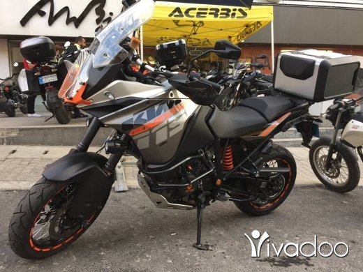 Baotian in Dbayeh - KTM Adventure 1190