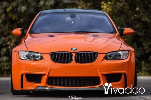 BMW in Beirut City - BMW E92 M3