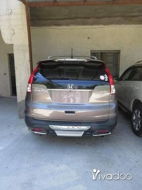 Honda in Jdeidet el-Chouf - Honda CR-V EXL 2012 4W