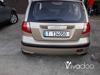 Hyundai in Tripoli - سيارة