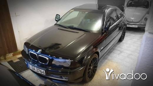 BMW in Port of Beirut - Bmw 330i