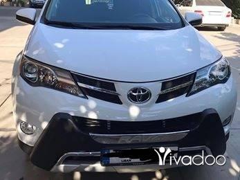 Toyota in Tripoli - تويوتا راف٤