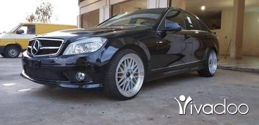 Mercedes-Benz in Al Bahsas - C 180 CGI TURBO AVANGARD MODEL 2012