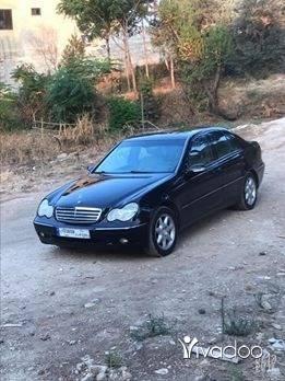 Mercedes-Benz in Tripoli - c320 modell 2002 foll ankad kelchi chegal siyara cherke
