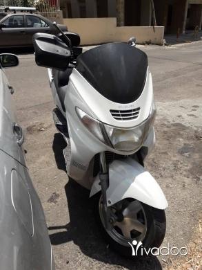 Bashan in Port of Beirut - Sky 250cc 2nkad