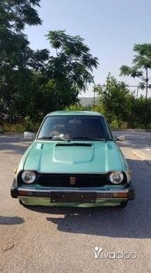 Honda in Akkar el-Atika - Honda civic 1979