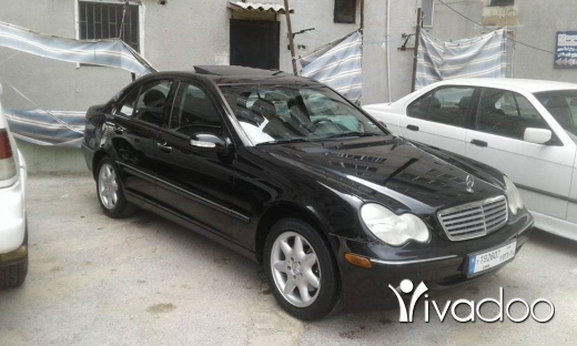Mercedes-Benz in Tripoli - C240