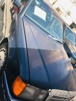Mercedes-Benz in Tripoli - MERCEDES E260