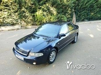 Audi in Zahleh - Audi a4 model 2001 moter 1.8 بتعمل ٢٥٠ كيلو بالتنكه شركه لبنانيه ومالك واحد بويه شركه وبعدها جديده