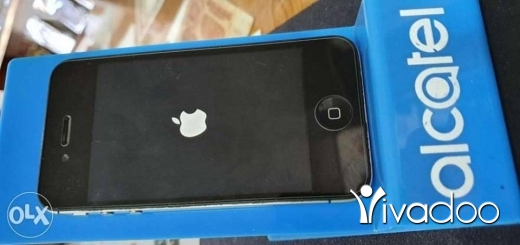 Apple iPhone in Deir Ammar - Iphone 4s 64 gb منومفكوك