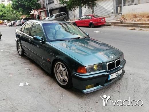 BMW in Port of Beirut - For sale BMW E36 328i model 98 full vites