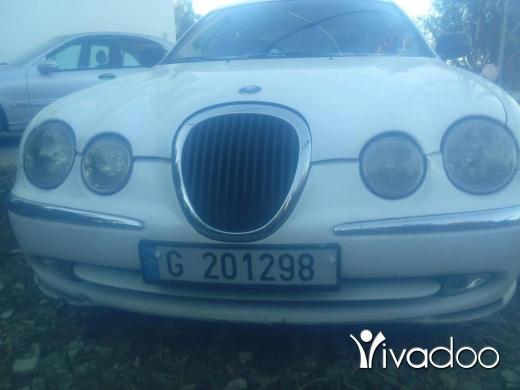 Jaguar in Port of Beirut - Jaguar stype v6